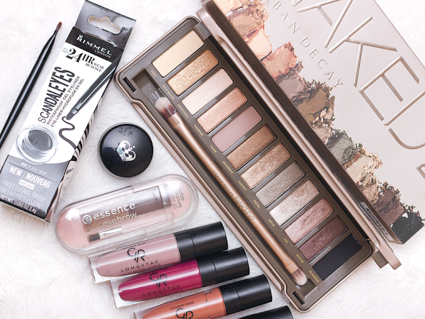 My Beauty Favorites: Makeup