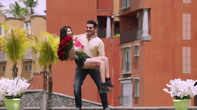 Arbaaz Khan and Sunny Leone HD Wallpaper In Tera Intezaar Movie