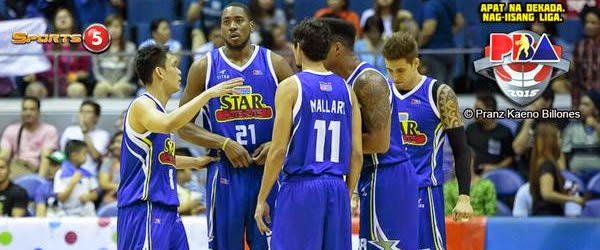 List of Leading Scorers Purefoods Star Hotshots - 2015 PBA Commissioner's Cup Elimination Round
