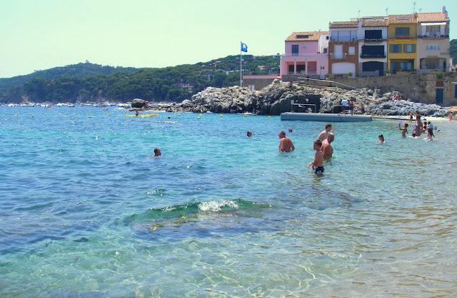Costa Brava bästa stränder