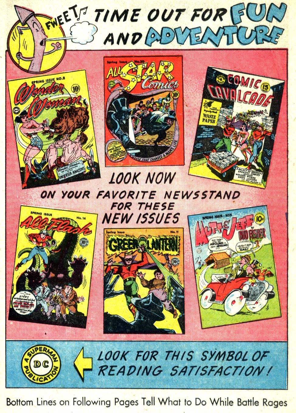 Read online All-American Comics (1939) comic -  Issue #58 - 38