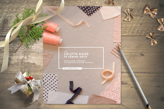 Reseña: The Colette Guide to Sewing Knits