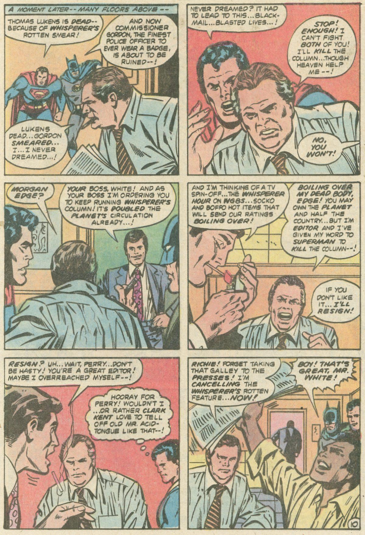 Read online World's Finest Comics comic -  Issue #252 - 14