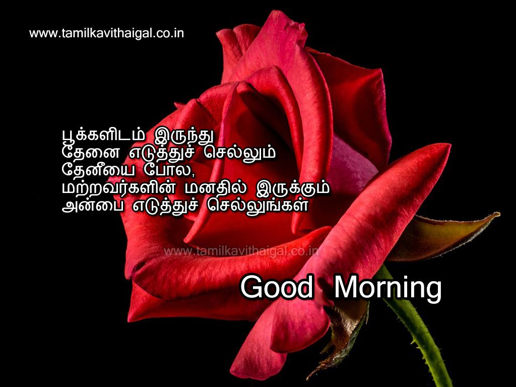 Good Morning Love Kavithaigal : Good morning kavithai in tamil kavithaigal