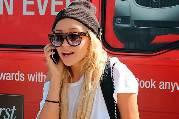 Amanda Bynes was discharged from the psychiatric clinic ahead of time