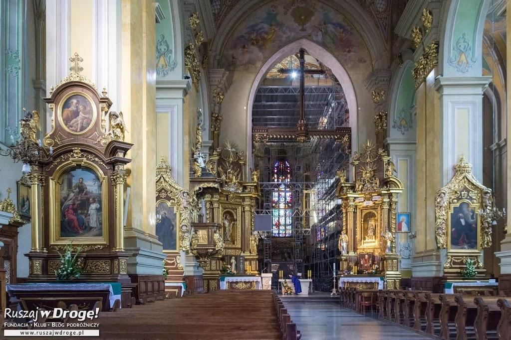 Bazylika archikatedralna Wniebowzięcia Najświętszej Maryi Panny i św. Jana Chrzciciela w Przemyślu