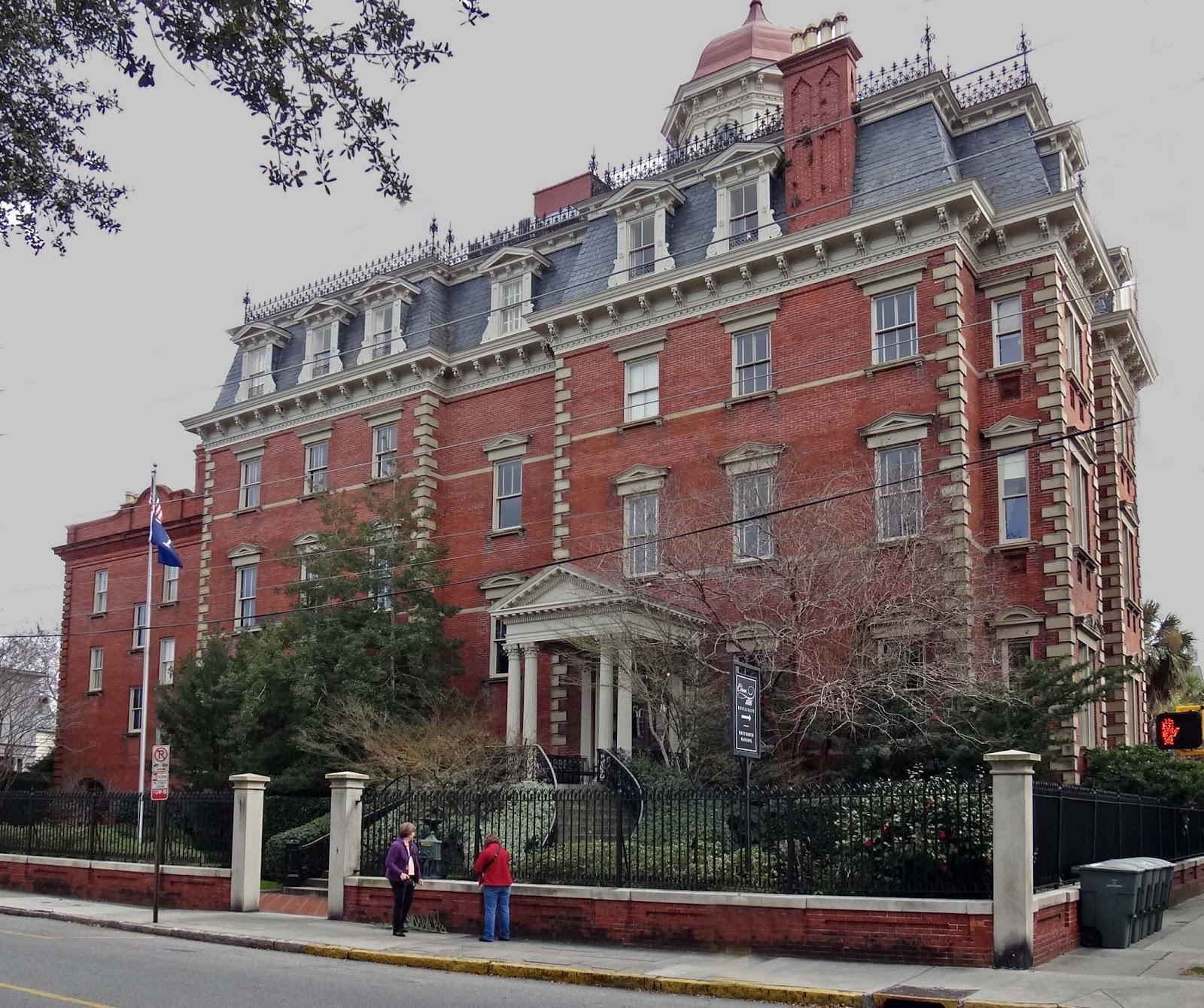 Joe U0026 39 S Retirement Blog  Wentworth Mansion  Charleston
