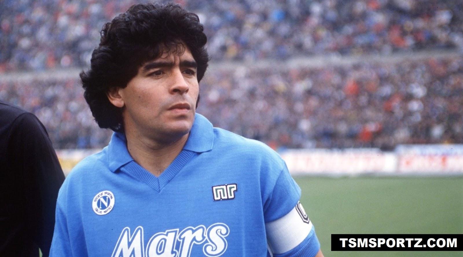 Maradona face 15 month longest ban due to drug test fail