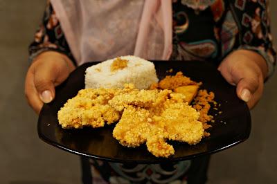 Paket Ayam Tapak Sakti Kungfu Uduk