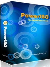 Free Download PowerISO 6.8 Final Full Version