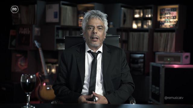 """""""Re"""" con la conducción de Bobby Flores por la TV Pública"""