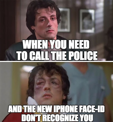 funny memes on iphone x