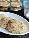 Cracked Wheat And Spinach Idli