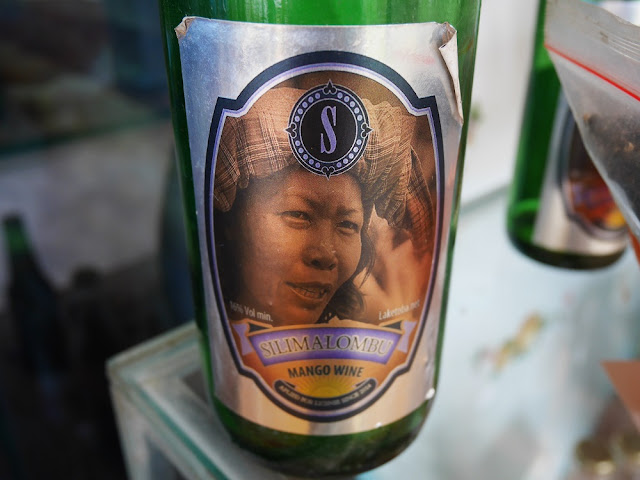 Mango wine Silimalombu