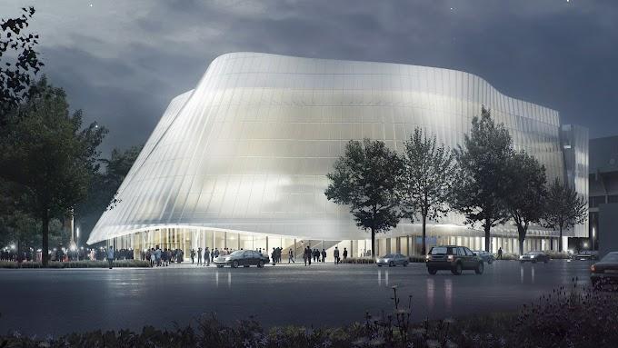 【建築美學】三里屯新音樂廳 為北京注入溫柔力量