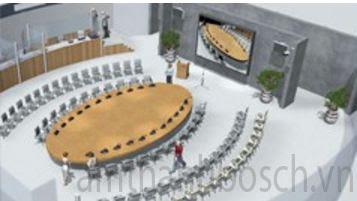 Hệ thống hội thảo Bosch CCS 900 Ultro