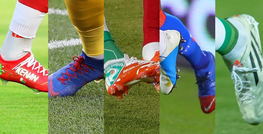8f2770595 7 Most Amazing Boots On Stage At 2019 Africa Cup & Gold Cup