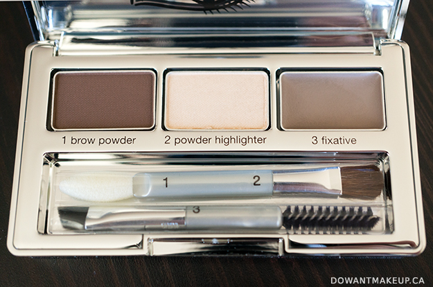 Clinique Pretty Easy Brow Palette review