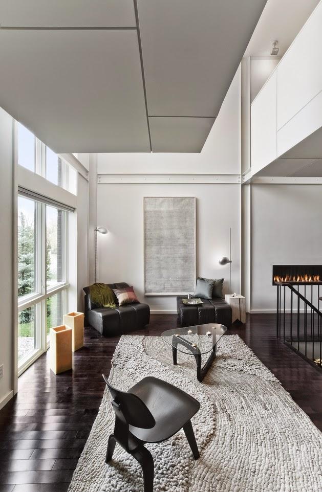 Efisiensi dan Modernisasi Rumah Keluarga Minimalis
