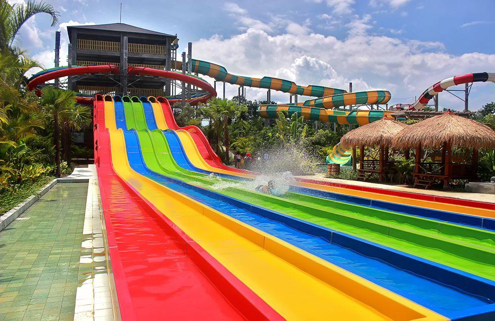 Wahana Jogja Bay Pirates Adventure Waterpark
