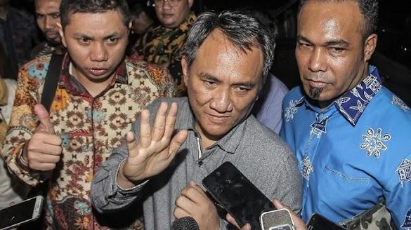 Foto dan Video Penangkapan Andi Arief Berasal dari Sumber Tidak Jelas