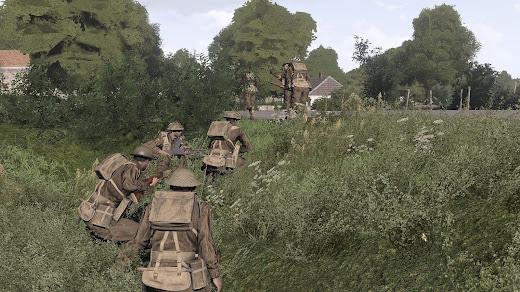 Arma3用フランスのCrossroads BocageマップMOD