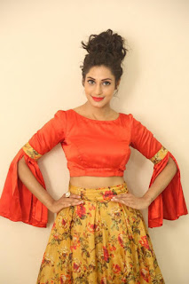 Actress Iraa Stills IN Floral Skirt at Vaadu Veedu O Kalpana Audio Launch  0007.jpg
