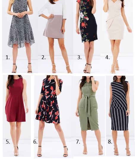 The Iconic dresses | Almost Posh