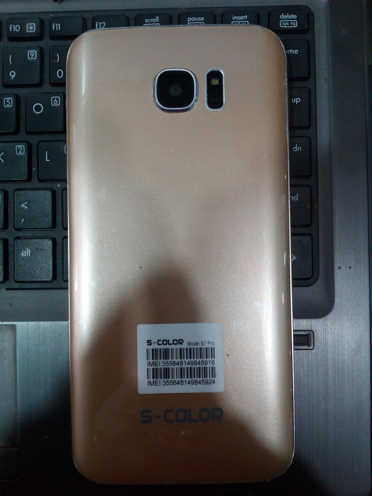 S-Color S7 Pro Flash File 100%Tested S-Color S7 Pro Firmware File