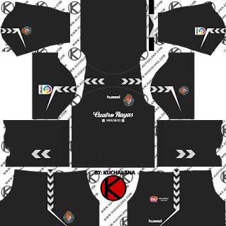 and the package includes complete with home kits Baru!!! Real Valladolid 2018/19 Kit - Dream League Soccer Kits