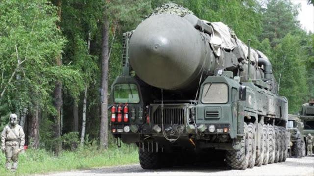 El Reino Unido teme un ataque radioactivo por Rusia y Daesh