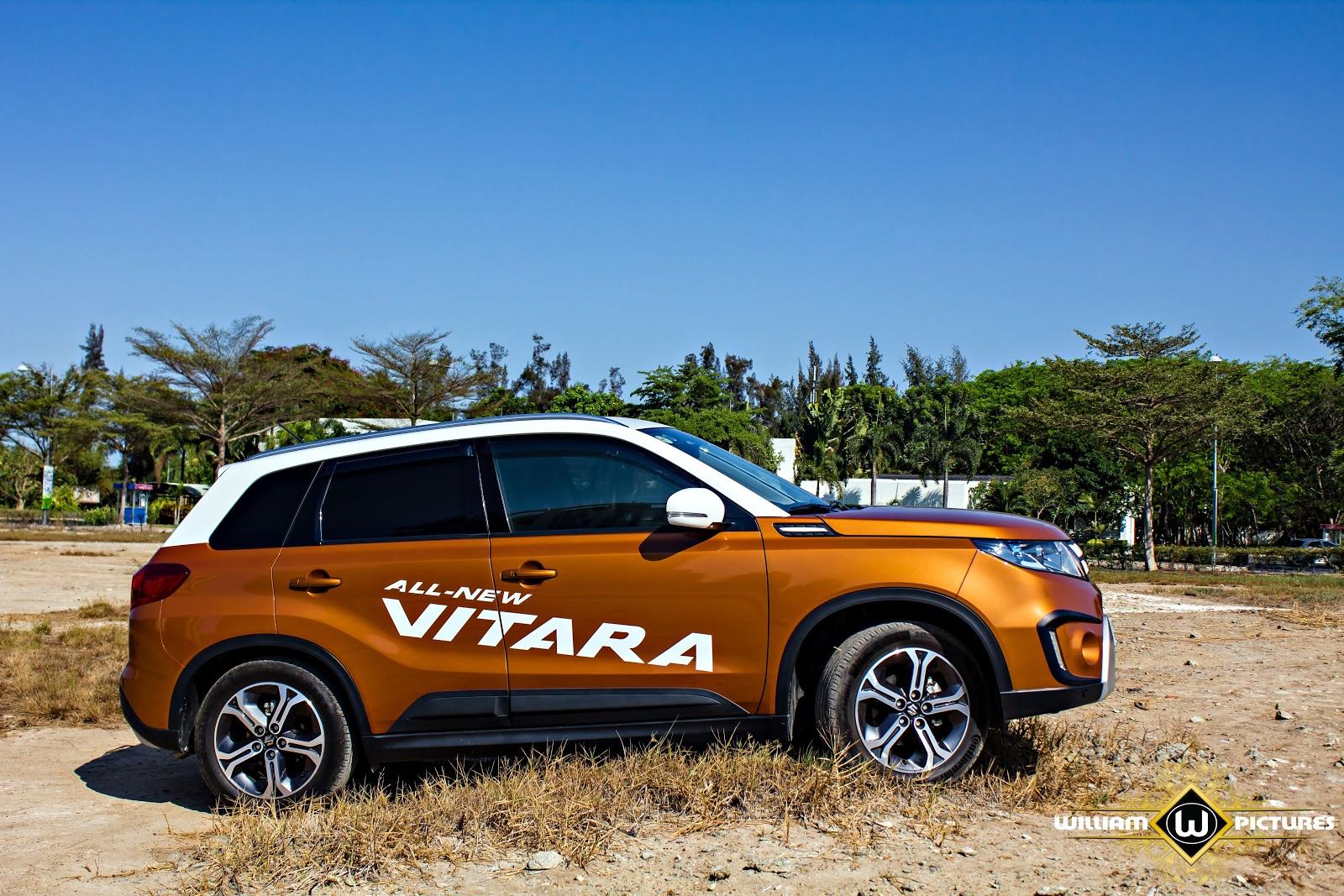 Với nhiều thay đổi vượt bậc, hứa hẹn sẽ mang Suzuki Vitara trở lại một cách ngoạn mục