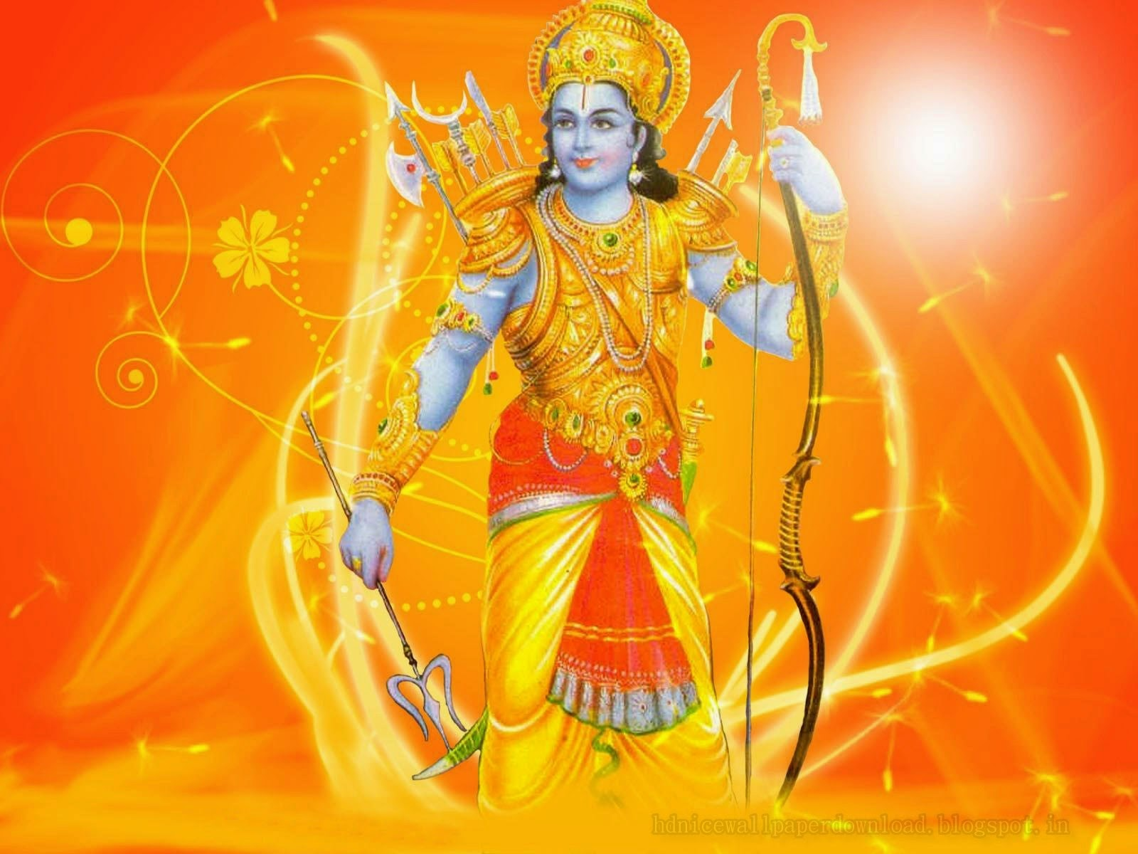 Hd wallpaper ram - Happy Ram Navami Hd Wallpapers