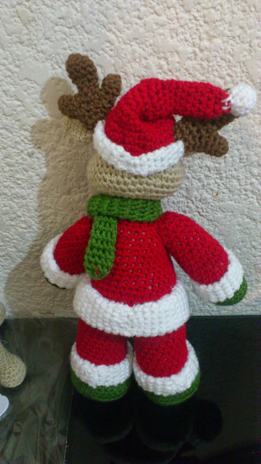 Ravelry: Santa pattern by Amigurumi Fair | 1600x900