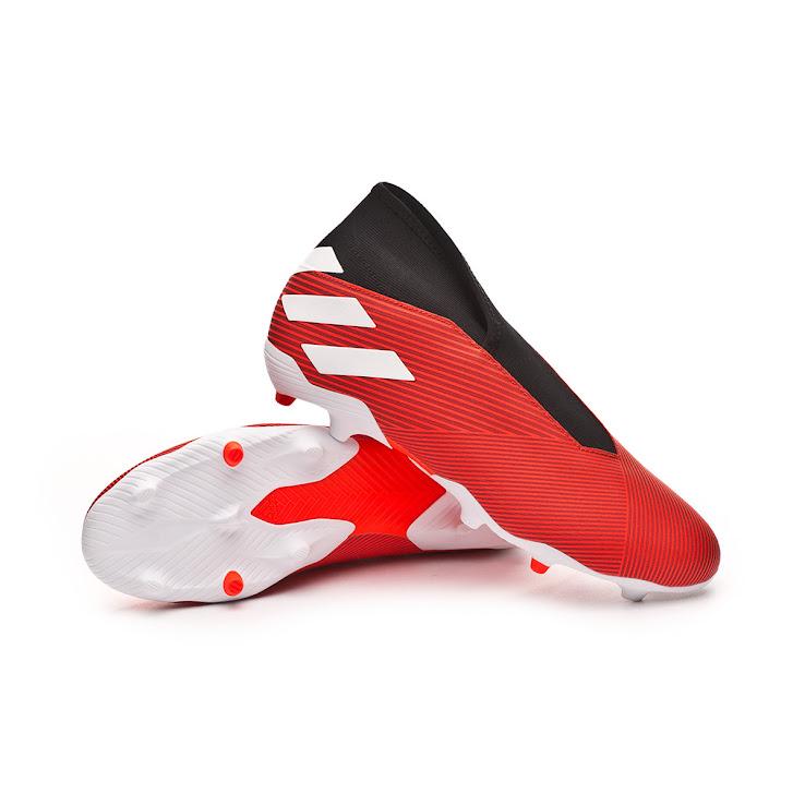 Kauf authentisch eine große Auswahl an Modellen schön in der Farbe Brandneue Günstige Adidas Nemeziz 19.3 Fußballschuhe ohne ...