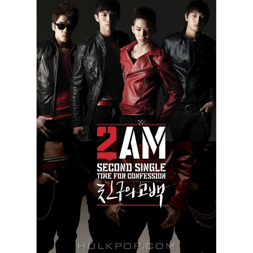 2AM – Time For Confession – EP (FLAC)