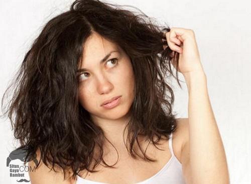 Tips Cara Mengatasi Agar Rambut Tidak Mengembang