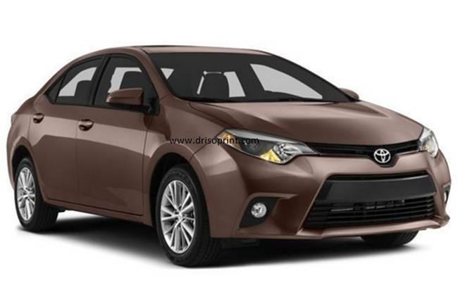 2016 Toyota Corolla Eco Plus