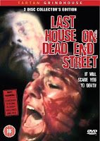 Last House on Dead End Street DVD Prices