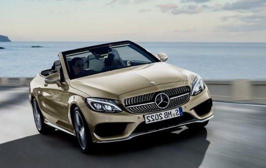 2016 Mercedes C-Class Convertible Colors and Interior | Wall Sports Cars