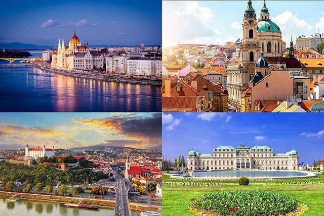 7ημερη αεροπορική εκδρομή Βουδαπέστη – Πράγα –Βιέννη από το Σύνδεσμο Πολιτικών Συνταξιούχων Άργους