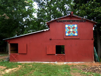 5 Acres A Dream Hay Loft Doors With Barn Quilt