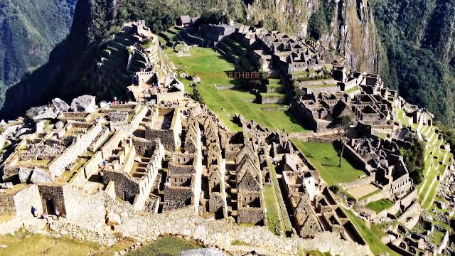 Machu Picchu Fotoğrafı