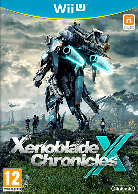jaquette avant - Xenoblade Chronicles 2  WII U