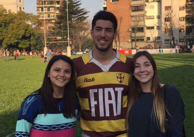 Lolo Martinez titular en la victoria de Belgrano ante Hindu
