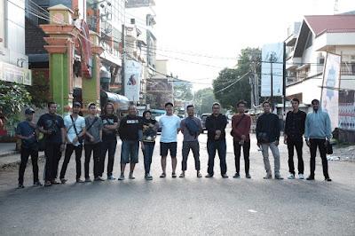 masa yang dapat dihabiskan oleh kekayaan orang untuk berjumpa dengan sanak saudara Hunting Foto Makassar Sepi Pasca Lebaran 2019