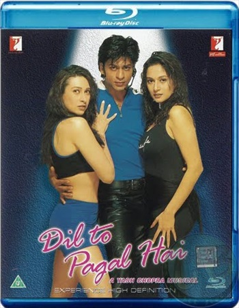 Free Download Dil To Pagal Hai 1997 Hindi  BluRay 500mb