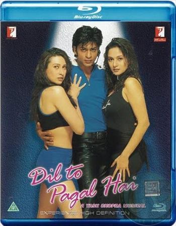 Dil To Pagal Hai 1997 Hindi Bluray Download