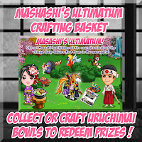 FarmVille Mashashi's Ultimatum Crafting Basket Complete Guide