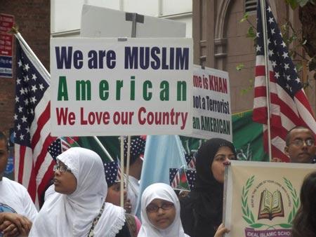 Lobi Elite, Cara Muslim Maryland AS Perjuangkan Nasib Mereka